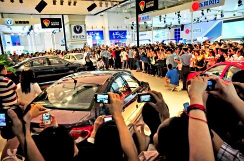 一年一度山东最耀眼的汽车盛会——青岛国际车展将